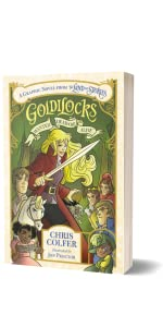 Goldilocks Wanted Dead or Alive