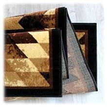 masada area rugs stephanie collection green