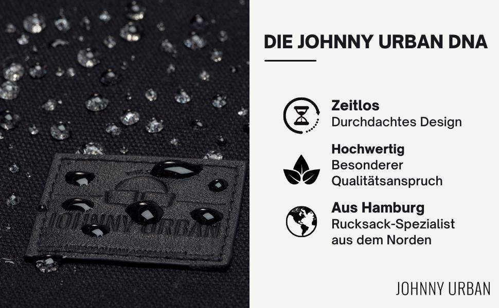 Johnny Urban DNA
