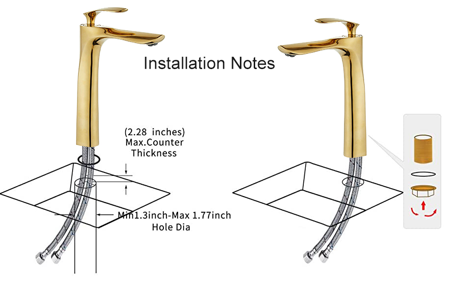Installation Notes 1