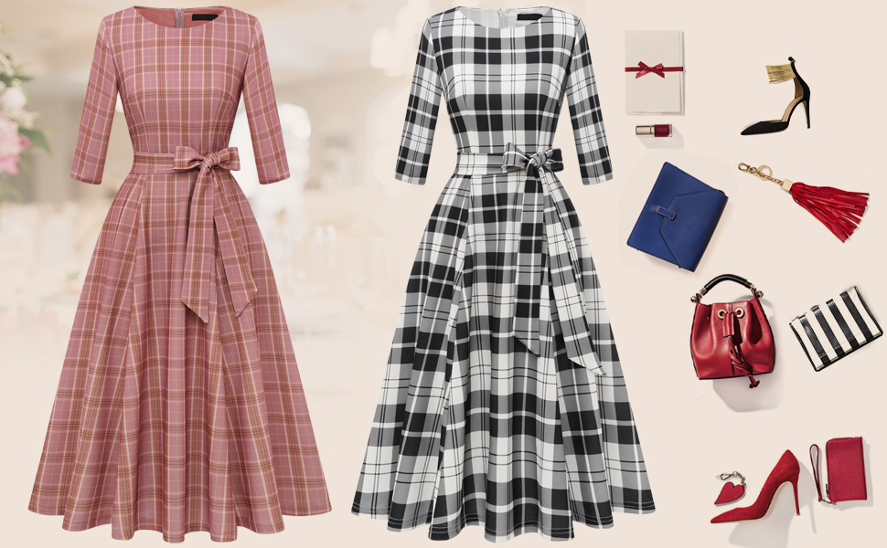 New Plaid Patterns for Summer