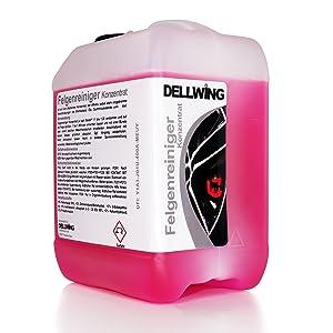 DELLWING velgenreiniger concentraat 2,5L, 5L, 10L, 25L