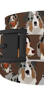 C4 Classic Premium Aussie Dog Strap