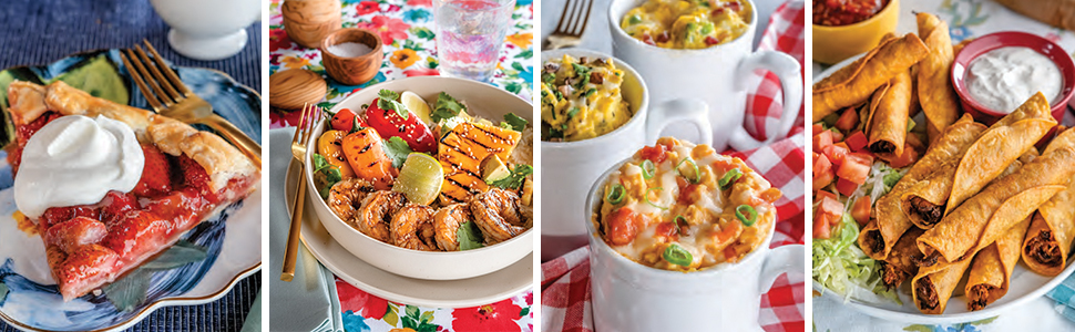 The Pioneer Woman Cooks―Super Easy! Ree Drummond Images of food