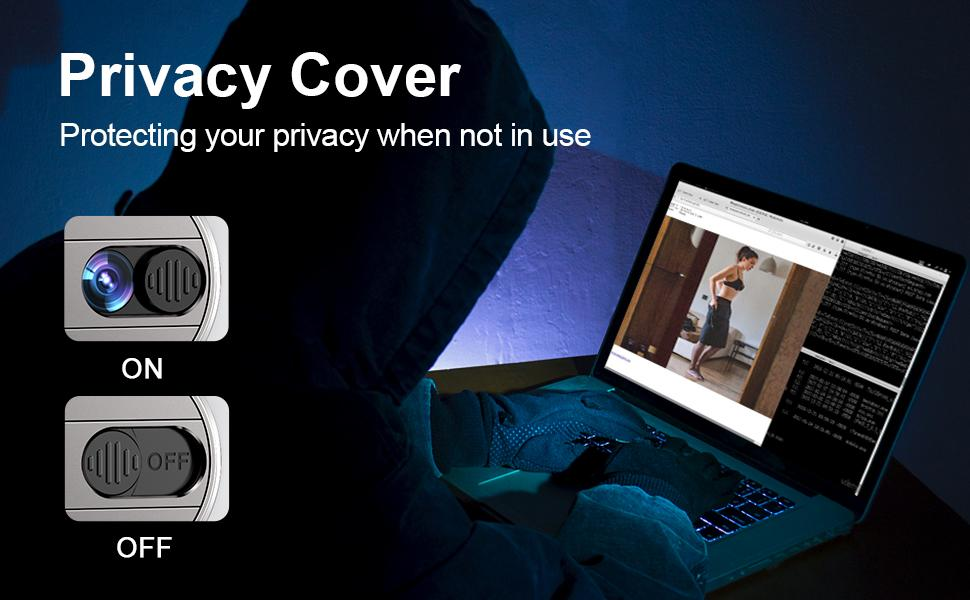 Privacy Cover Protects Your Privacy When Not in Use