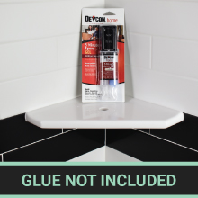 glue not included