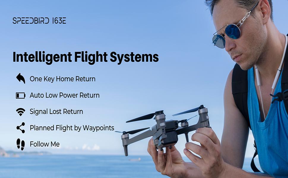 Intelligent Flight Systems