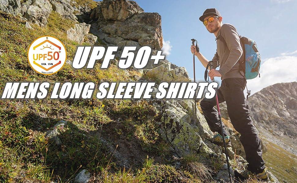 hiking shirts