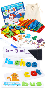 See and Spell Learning Toys, 239 Pcs