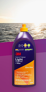 3M Perfect-It Light Polish and Wax