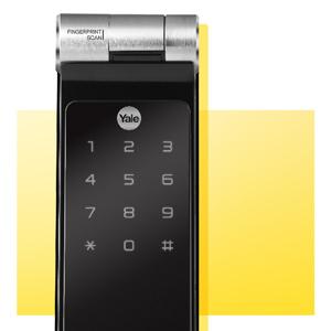 Fechadura Digital Biométrica YDF40