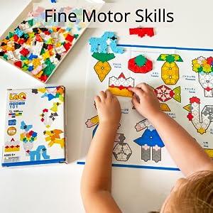 Develops Fine Motor Skills