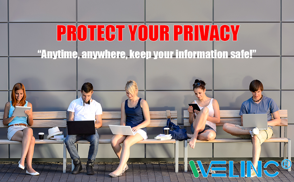 WELINC PRIVACY FILTER