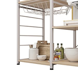 storage stand for home