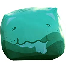 Jerry the Gelatinous Cube - What a wonderful lovable plushie!