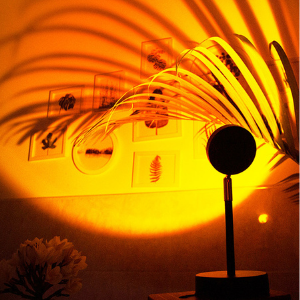 Linstaine-Sunset Lamp Projection-1