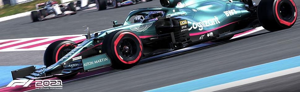 F1 2021 Banner Image 4