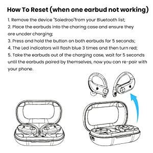 how to reset K23