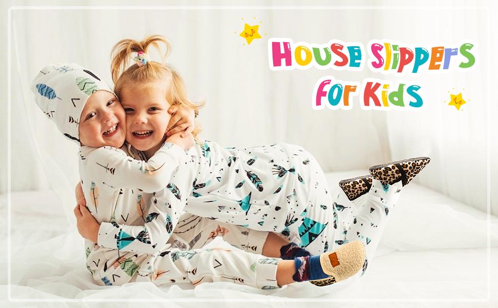 Kids House Slippers