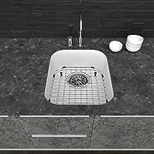 MONSINTA Sink Grid 10 15/16'' X 14 3/8''