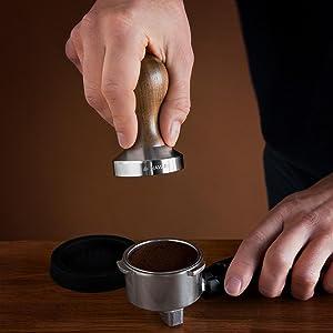 presse mouture cafe café tamper expresso