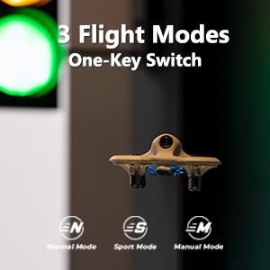 3 Flight Modes