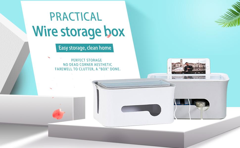 Good quality wire storage box