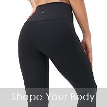 squat proof high waisted Tummy control pants
