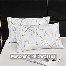 Matching Pillowcases