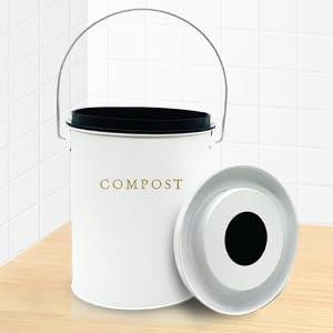 composting bin compost bin countertop compost bucket indoor compost bin