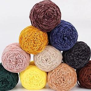 Bulky Vegan Soft Yarn