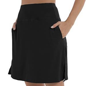 Knee Length Tennis Skirts