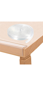 Clear Toddler Edge Protectors