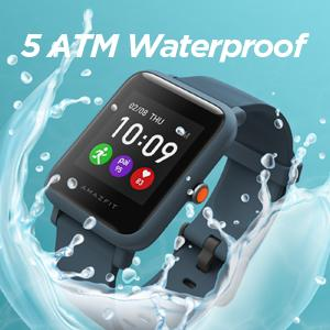 sports watch for men swimming