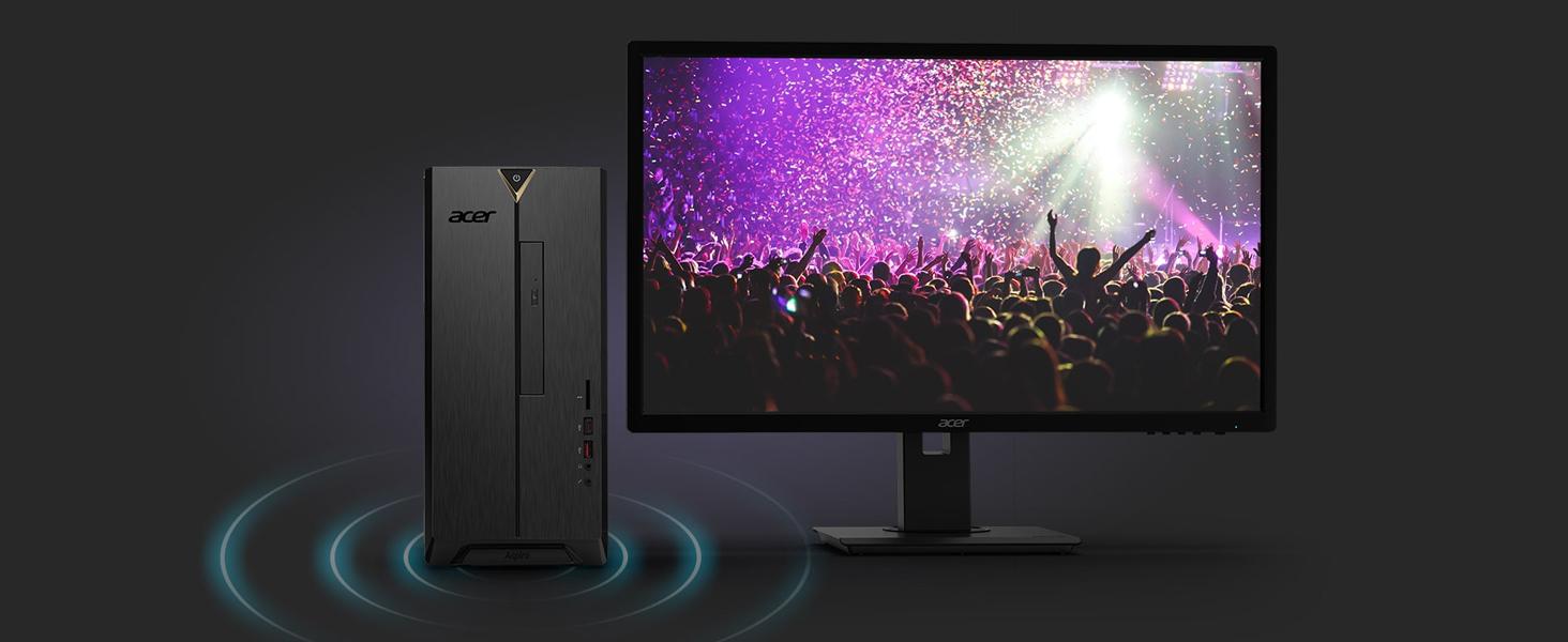 Desktop Gaming Aspire TC-895