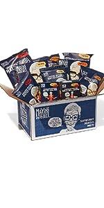 The Matzo Project Whole Megillah, 8 Matzo Items in 1 box