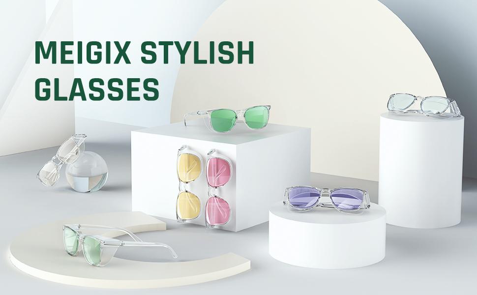 MEIGIX SAFETY GLASSES