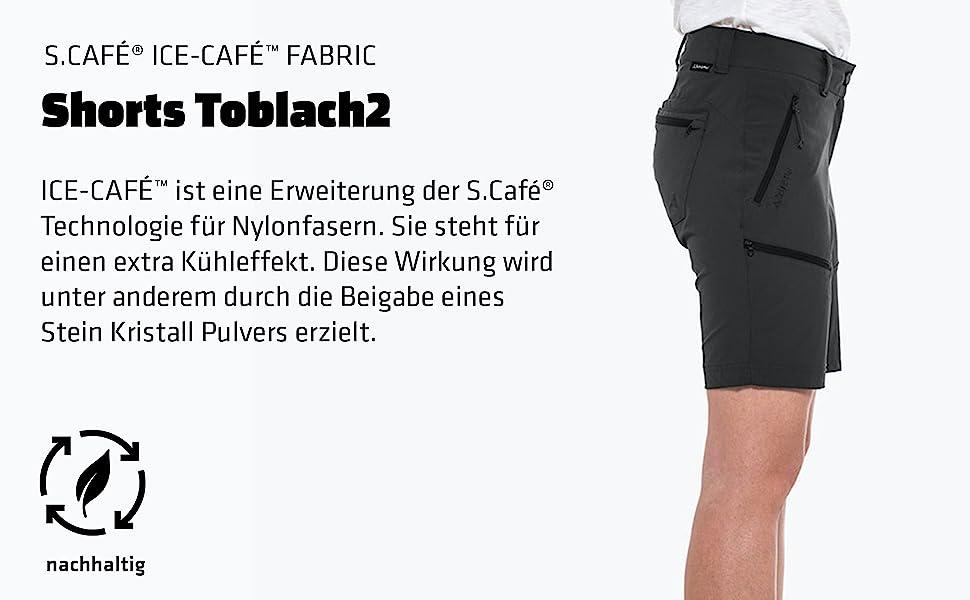 Pantalones cortos Schöffel