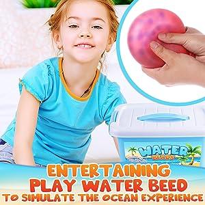 Ocean Water Beads Sensory Toys