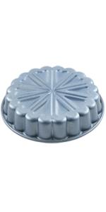 Charlotte Cake Pan-Blue
