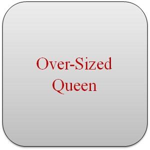 oversized queen