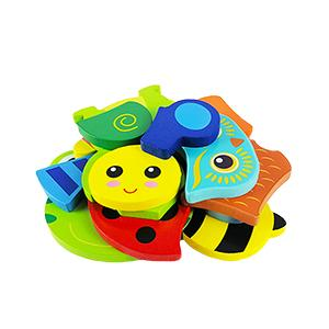 wooden puzzles for  toddler