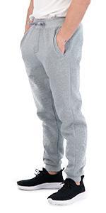 mens fleece jogger