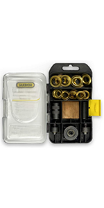 """Grommet Tool Kit, 3/8"""" and 1/2"""""""