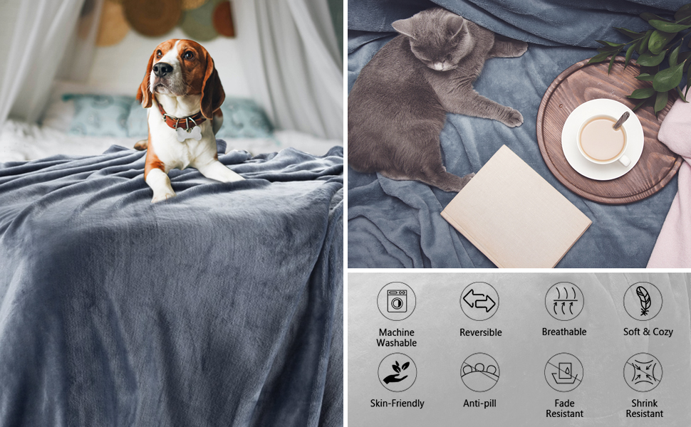 waterproof dog blanket for couch bed sofa car waterproof pet blanket for couches and sofas dog cats
