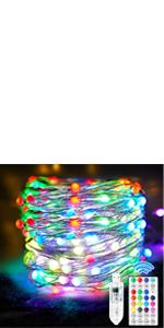 Chasing LED Fairy Lights