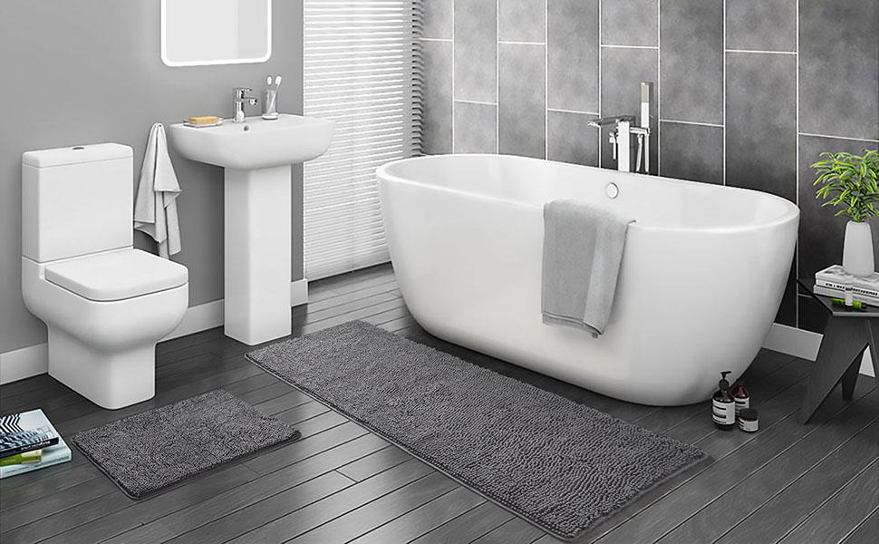 bathroom mat non slip