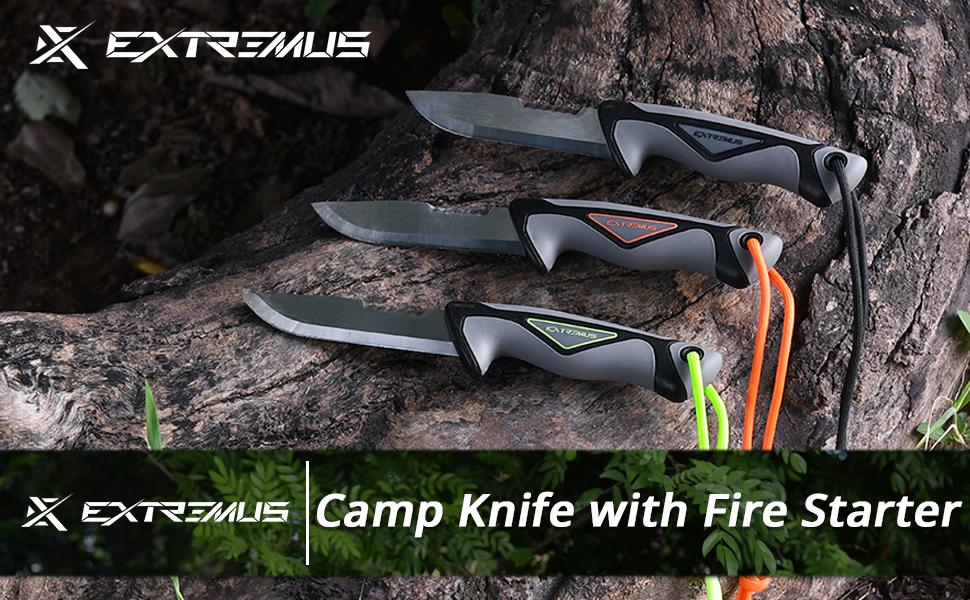 camp knife, hunting knife, camping knife