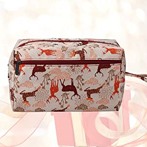 Katech Brown Yarn Storage Bag