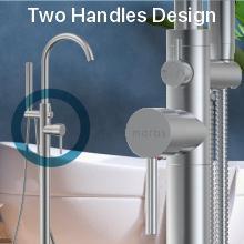 two handles Design